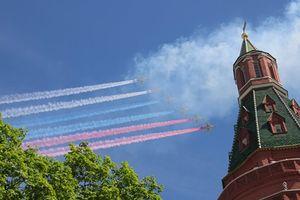 Nga duyệt binh kỷ niệm 73 năm Ngày Chiến thắng trên Quảng trường Đỏ