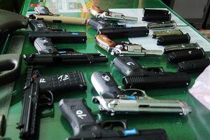 Phê chuẩn khởi tố 5 đối tượng liên quan vụ cán bộ công an trộm súng