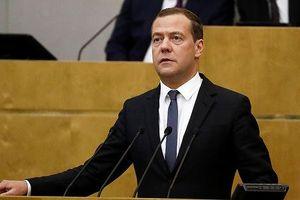 Ông Dmitry Medvedev tiếp tục làm Thủ tướng Nga