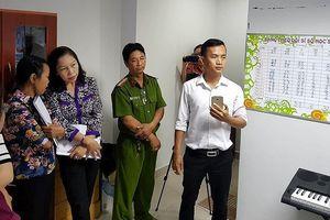 Phòng GD&ĐT Bình Chánh lên tiếng vụ rút giấy phép trường mầm non