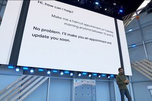 Trợ lý ảo của Google đã có thể thay con người gọi điện thoại
