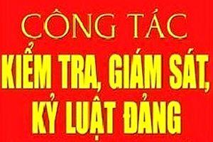Kỷ luật Chủ tịch UBND xã Thạch Sơn vì vi phạm nghiêm trọng