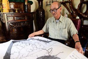TP.HCM mượn 13 bản đồ quy hoạch Thủ Thiêm của ông Võ Viết Thanh