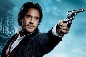 Sherlock Holmes của Robert Downey Jr. sẽ trở lại vào 2020