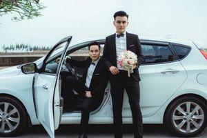 Xôn xao đám cưới đồng tính nam đầu tiên ở Hải Phòng với cặp đôi nhan sắc `cực phẩm`