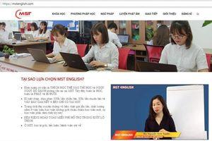 Sau lùm xùm chửi học viên: Bộ GDĐT đề nghị kiểm tra tất cả trung tâm ngoại ngữ, tin học
