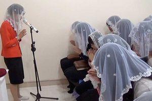 Thái Bình: Có 80 người tham gia 'Hội thánh của Đức Chúa Trời Mẹ'