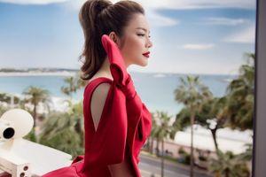 Lý Nhã Kỳ hóa Cinderella ngày khai mạc LHP Cannes 2018
