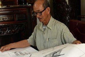 Ông Võ Viết Thanh cho chính quyền TP.HCM mượn 13 bản đồ quy hoạch Thủ Thiêm