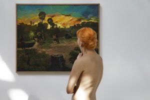 Bảo tàng cho phép khách tham quan khỏa thân đầu tiên ở Pháp