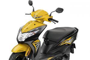 Honda ra mắt xe tay ga giá rẻ Dio Deluxe