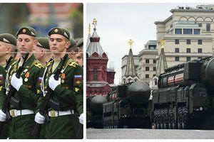 Moscow sẵn sàng trước giờ G duyệt binh Chiến thắng
