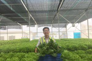 Ứng dụng internet vạn vật vào sản xuất nông nghiệp
