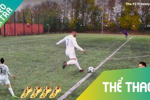 Ronaldo và Messi: những con số đối đầu