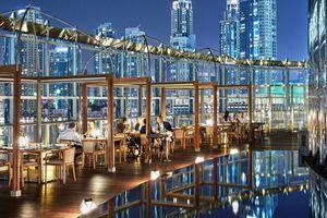 Bên trong tòa nhà chọc trời cao nhất thế giới ở Dubai