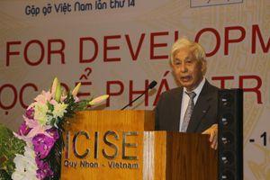 Khoa học góp phần bảo vệ hòa bình thế giới