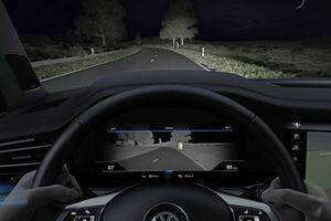 Tìm hiểu về công nghệ Night Vision trên Volkswagen Touareg 2019