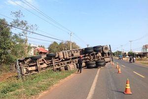Tạm giữ hình sự tài xế gây tai nạn khiến 8 người thương vong