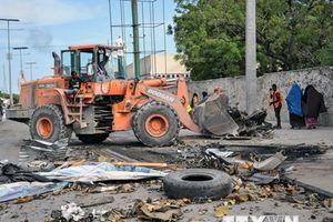 Somalia: Đánh bom gần thủ đô Mogadishu, nhiều binh sỹ thiệt mạng