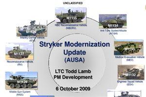 Mỹ tạo ra phiên bản Stryker mới đối đầu với Nga?