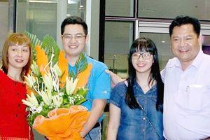 Chuyện về cao thủ toán học của trường chuyên Lê Hồng Phong