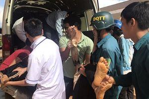 Bộ GD&ĐT thăm hỏi học sinh Đắk Nông bị đuối nước