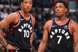 Thua đau Cleveland Cavaliers, các cầu thủ Toronto Raptors bày tỏ sự thất vọng cùng cực