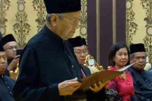 Malaysia có thủ tướng mới, Trung Quốc đối mặt thách thức