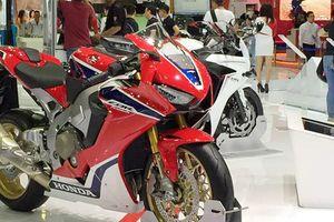 Honda 'lấn sân' sang mảng xe phân khối lớn cạnh tranh cùng Thaco