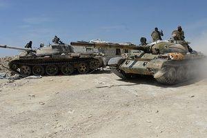 Tên lửa, pháo binh Syria chôn vùi IS trong chảo lửa Yarmouk