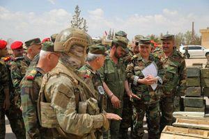 'Hổ Syria' không đánh mà thắng quân thánh chiến tại Rastan