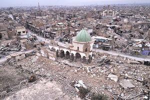 UAE tài trợ tái thiết di sản văn hóa tại Mosul