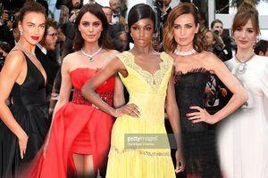 Thảm đỏ Cannes 2018 ngày thứ 2 bớt lố lăng khoe ngực, chỉ toàn những tuyệt sắc giai nhân