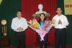Bà Nguyễn Thị Như Ý được bầu làm Chủ tịch LĐLĐ tỉnh Đồng Nai