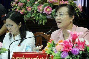 Bà Nguyễn Thị Quyết Tâm: Còn làm ĐBQH ngày nào tôi sẽ tiếp tục đồng hành cùng người dân
