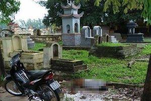 Hà Nam: Phát hiện người đàn ông tử vong ở nghĩa trang