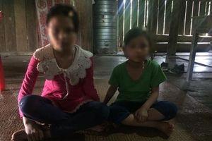 Vụ thảm án ở Cao Bằng: Xót cảnh hai con thơ mồ côi mẹ, không còn nhà để về