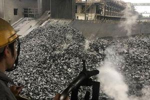 Bục ống hút khói trước khi cháy cty Thép Hòa Phát khiến 3 người chết