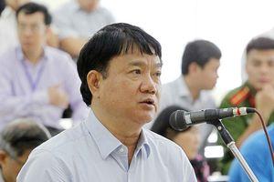 Bị cáo Đinh La Thăng nhận 'có thiếu trách nhiệm...'