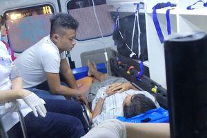 Trung tâm cấp cứu 115 TP.HCM xin tăng thu nhập cho bác sĩ, nhân viên