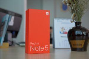 Mở hộp Xiaomi Redmi Note 5, camera kép, giá tầm trung