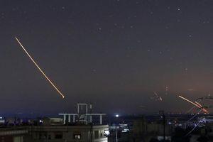 Israel nói đã thông báo với Nga trước khi dội tên lửa Syria