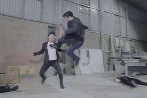 Ca sĩ Du Thiên hóa thân vào phim võ thuật 'Huyết chiến'