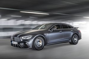 'Siêu sedan' Mercedes-AMG GT 63 S mạnh hơn 600 mã lực