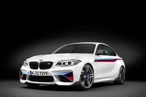BMW M2 Competition có thêm bản hiệu suất cao