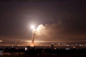 Israel cáo buộc Iran tấn công tên lửa trên Golan