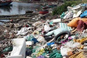 Bến cá nổi tiếng ở Cửa Lò ô nhiễm nặng, hàng trăm hộ dân 'ngộp thở'