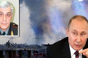 Tướng Nga tuyên bố lạnh người 'nắn gân' quân Mỹ ở Syria
