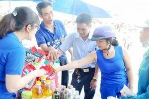 Nông thôn 'đói' hàng Việt chất lượng