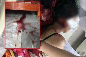 Tạm giữ người chồng dùng dao chém vợ trọng thương ở Phú Thọ